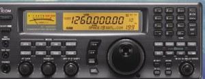 RX-800 Asztali SSB vevő.