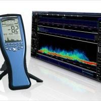 AR10 GHZ Profi spektrum poloska kereső detektor