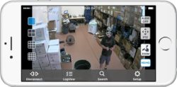 Multifunkciós Online internet rejtett kamera / vizsgaszett/test kamera