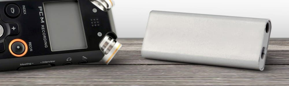 mini hangrögzítők