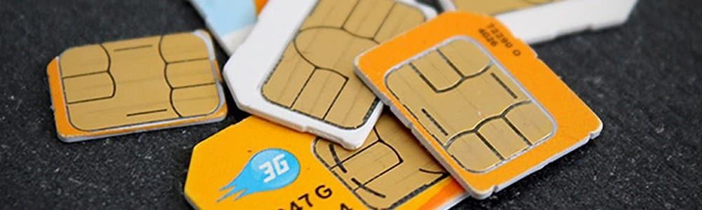 SIM kártyás lehallgató készülék
