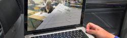 Vizsgaszett - multifunkciós online testkamera